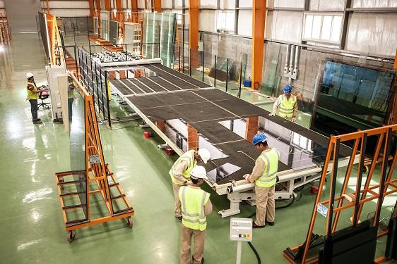 UNITED ARAB GLASS COMPANY – QATAR - Ashton Industrial Sales