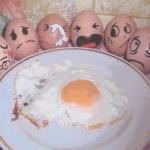 CHUCKLE - eggs