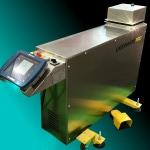LaserMark Pro V4 - BLUE Background