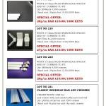 I G materials sale dec 2017