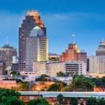 San Antonio TX cityscape