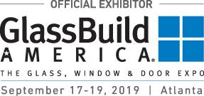 Glassbuild 2019 logo