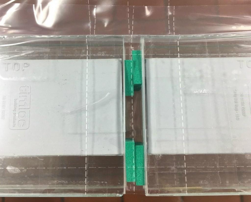UL small glass sample